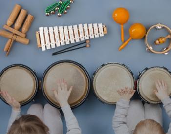 TOP 5 Instruments de Musique pour Enfants